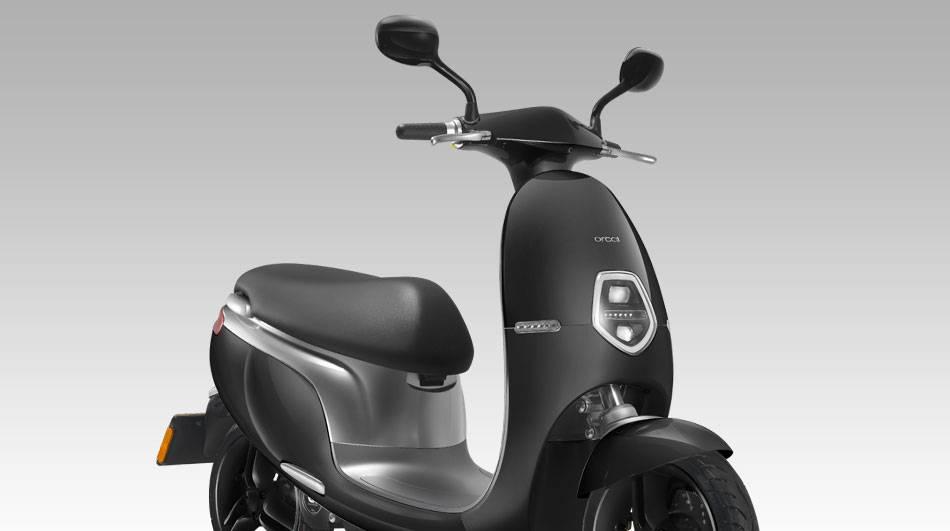 Vente de scooter électrique avec batterie amovible près d